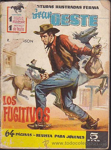 COMIC COLECCION GRAN OESTE Nº 12 (Tebeos y Comics - Ferma - Gran Oeste)