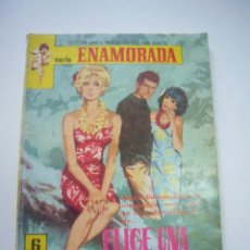 Tebeos: ENAMORADA Nº 250 COLECCION DAMITA FERMA FOTO PETER FINCH - NOVELA GRÁFICA ROMÁNTICA C69. Lote 48570838