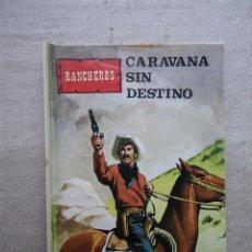 Tebeos: RANCHEROS Nº 209 CARAVANA SIN DESTINO / VILMAR 1982. Lote 49116957