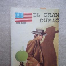 Tebeos: HEROES DEL OESTE / EL GRAN DUELO / VILMAR 1979. Lote 49117761