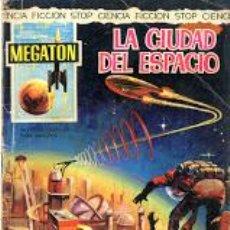 Tebeos: 5 EJEMPLARES DE MEGATON DE FERMA (1966). Lote 49372351