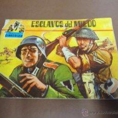 Tebeos: COLECCION CINECOLOR - ESCLAVOS DEL MIEDO - Nº 54 - FERMA - TDKC16. Lote 49392847