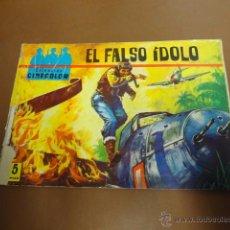 Tebeos: COLECCION CINECOLOR - FALSO IDOLO - Nº 22 - FERMA - TDKC16. Lote 49392889
