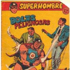 Tebeos: SUPERHOMBRE Nº 14 ORIGINAL EDITORIAL FERMA. Lote 49481726