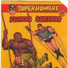 Tebeos: SUPERHOMBRE Nº 32 ORIGINAL EDITORIAL FERMA . Lote 49481781