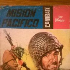 Tebeos: MISION PACIFICO, POR JOE MOGAR - Nº 6 - COLECCION COMBATE - EDIT. FERMA - 1965 - ESPAÑA - UNICO!. Lote 49588259