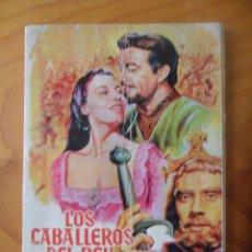 Tebeos: LOS CABALLEROS DEL REY ARTURO - LIBRO COMIC - 1978 . Lote 49753551