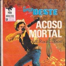 Tebeos: COMIC COLECCION GRAN OESTE Nº 396. Lote 49872672