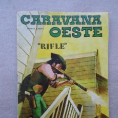 Giornalini: CARAVANA OESTE Nº 115 VILMAR 1973. Lote 50050283