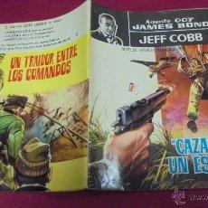 Tebeos: AGENTE 007. JAMES BOND. Nº 8. EDITORIAL. FERMA.. Lote 50461929