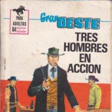 Tebeos: COMIC COLECCION GRAN OESTE Nº 427. Lote 51011339