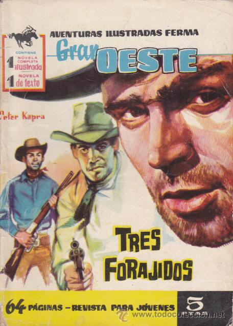 COMIC COLECCION GRAN OESTE Nº 73 (Tebeos y Comics - Ferma - Gran Oeste)