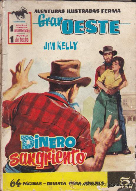 COMIC COLECCION GRAN OESTE Nº 67 (Tebeos y Comics - Ferma - Gran Oeste)
