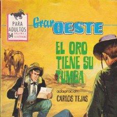 Tebeos: COMIC COLECCION GRAN OESTE Nº 331. Lote 51011404