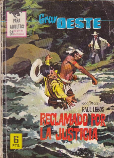 COMIC COLECCION GRAN OESTE Nº 389 (Tebeos y Comics - Ferma - Gran Oeste)