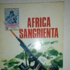 Comics - COMBATE-NOVELA GRÁFICA- Nº 224 -´ÁFRICA SANGRIENTA`-1980-PLETÓRICA ACCIÓN-RARA-BUEN ESTADO-4513 - 51084428