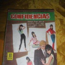 Tebeos: COLECCION DAMITA, SERIE CONFIDENCIAS Nº 329 : DIMELO A RITMO YE-YE. EDITORIAL FERMA 1962*. Lote 51461862