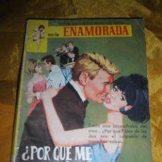 Tebeos: SERIE ENAMORADA Nº 248 : ¿PORQUE ME ESPIAS ?. EDITORIAL FERMA 1962 *. Lote 51548392