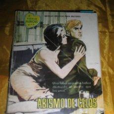 Tebeos: SERIE AMOR Nº 148 : ABISMO DE CELOS EDITORIAL FERMA 1962 *. Lote 51548555