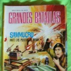 Tebeos: GRANDES BATALLAS 68 FERMA. Lote 51849813