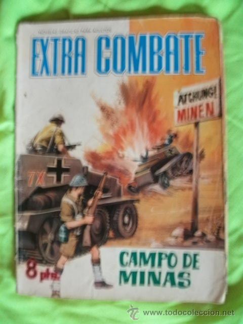 EXTRA COMBATE Nº 20 FERMA (Tebeos y Comics - Ferma - Otros)