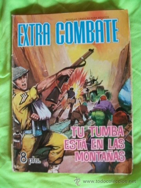 EXTRA COMBATE Nº 53 FERMA (Tebeos y Comics - Ferma - Otros)