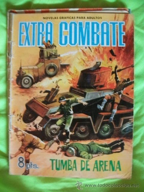 EXTRA COMBATE Nº 58 FERMA (Tebeos y Comics - Ferma - Otros)