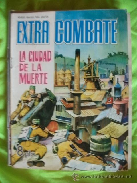 EXTRA COMBATE Nº 39 FERMA (Tebeos y Comics - Ferma - Otros)