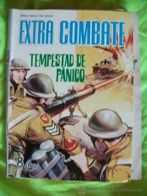 EXTRA COMBATE Nº 41 FERMA (Tebeos y Comics - Ferma - Otros)