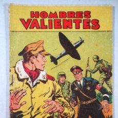 Tebeos: TOMMY BATALLA , HOMBRES VALIENTES , SERIE AMARILLA Nº 5 , ED. FERMA , 1958. Lote 57201420