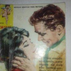 Giornalini: ROMANCE-Nº130-´¡ESPÉRAME, AMOR MÍO!`- 1964-RARA Y MARAVILLOSA HISTORIA-CORRECTO ESTADO-4950. Lote 52921001