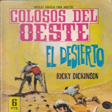Livros de Banda Desenhada: COMIC COLECCION COLOSOS DEL OESTE Nº 67. Lote 53057846
