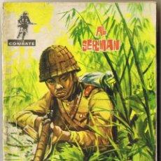 Tebeos: INVASION - AL SERMAN - COMBATE - AVENTURAS ILUSTRADAS FERMA Nº 20 - 1962. Lote 53469833