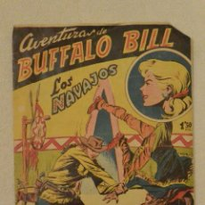 Tebeos: COMIC AVENTURAS BUFFALO BILL. Lote 53783902