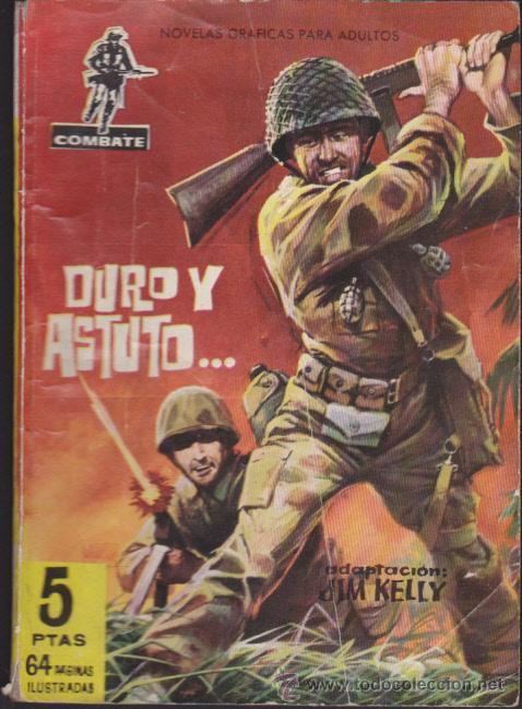 COMIC COLECCION COMBATE Nº 73 (Tebeos y Comics - Ferma - Combate)