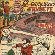 Tebeos: ARCHIVO (418): EL PEQUEÑO GRUMETE Nº 3 (FERMA, 1957) DE J. MARTÍ. Lote 53963959