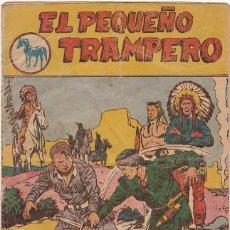 BDs: EL PEQUEÑO TRAMPERO Nº3. Lote 54225092