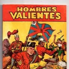 Tebeos: Nº 2 DICK DARINC HOMBRES VALIENTES SERIE ROJA. EDITORIAL FERMA, ORIGINAL 1958. Lote 54467682