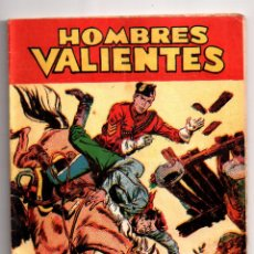 Tebeos: Nº 5 DICK DARINC HOMBRES VALIENTES SERIE ROJA. EDITORIAL FERMA, ORIGINAL 1958. Lote 54467744