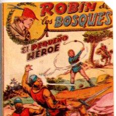Tebeos: Nº 56 ROBIN DE LOS BOSQUES, EDITORIAL FERMA, BARCELONA, 1955 - 1957. Lote 54470438