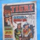 Tebeos: TIGRE , HAWAKA Y BUFFALO BILL , NUMERO 8 , ULTIMO DE LA COLECCION - FERMA 1960. Lote 54478370
