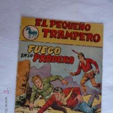 Tebeos: PEQUEÑO TRAMPERO Nº 13 ORIGINAL EDT. FERMA . Lote 31030432