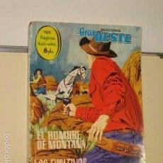 Tebeos: GRAN OESTE Nº 5 EL HOMBRE DE MONTANA LOS FUGITIVOS EDITORIAL FERMA. Lote 55912616