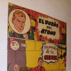 Tebeos: LA100 COMIC ESPACIO SPACE ORIGINAL AÑOS 50 EL DUEÑO DEL ATOMO Nº 24 DE FERMA, MUY BUEN ESTADO. Lote 56262198