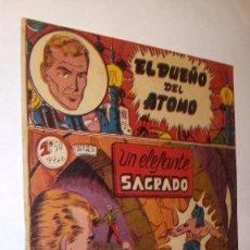 Tebeos: LA100 COMIC ESPACIO SPACE ORIGINAL AÑOS 50 EL DUEÑO DEL ATOMO Nº 25 DE FERMA, MUY BUEN ESTADO. Lote 56262278