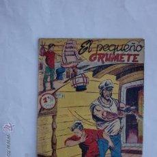 Tebeos: PEQUEÑO GRUMETE Nº 1 ORIGINAL . Lote 31403495