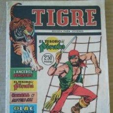 Tebeos: TIGRE Nº 2 - FERMA -ORIGINAL -TA. Lote 56893760