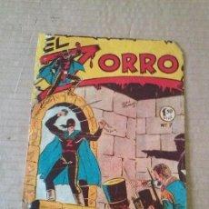 Tebeos: EL ZORRO Nº 7 - FERMA ,ORIGINAL -TA . Lote 57495077