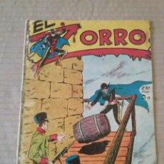 Tebeos: EL ZORRO Nº 13 - FERMA ,ORIGINAL -TA . Lote 57495144