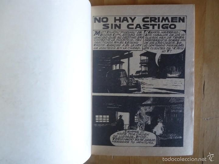 Tebeos: CÓMIC ANTIGUO NOVELAS GRÁFICAS PARA ADULTOS COLOSOS DEL OESTE EDITORIAL FERMA WESTERN - Foto 2 - 57506805